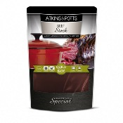Atkins & Potts - GF Beef Stock (6x350g)