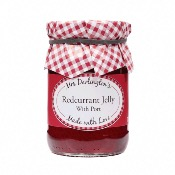 Mrs Darlington - Redcurrant Jelly with Port (6x212g)