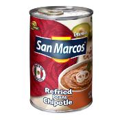 San Marcos GF - Refried Beans with Chipotle (6x430g)