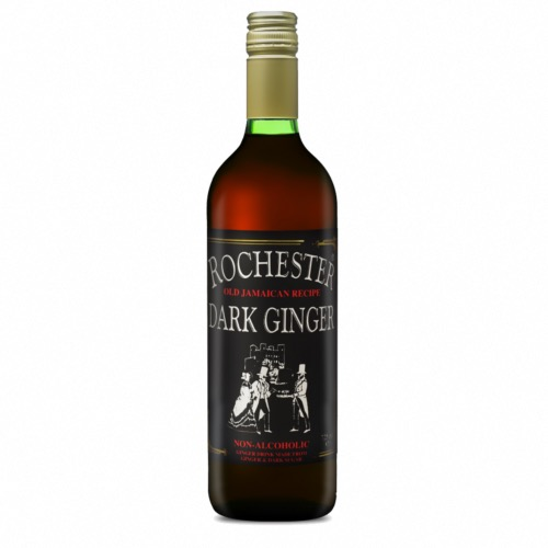 Rochester - Dark Ginger 'Old Jamaican Recipe' (12x725ml)