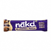 Nakd GF Bars - Blueberry Muffin (18x35g)