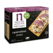 Nairn's GF - Flatbreads 'Caramelised Onion' (6x150g)