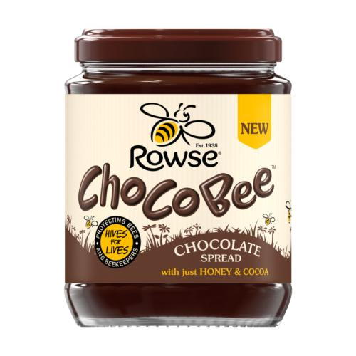 Rowse - 'ChocoBee' Chocolate Spread (6x340g)