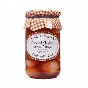 Mrs Darlington - Pickled Shallots, Malt Vinegar (6x425g)