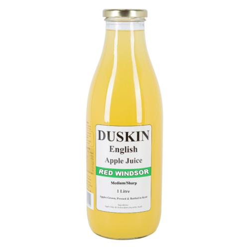 Duskin - Red Windsor Apple Juice 'Medium/Sharp' (6x1ltr)