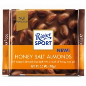 Ritter Sport - Honey Salt Almonds (11x100g)