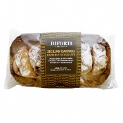 DIFORTI - Sicilian Cannoli Hazelnut Chocolate (6x150g)