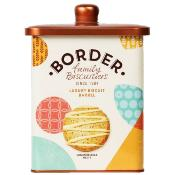 Border - Luxury Biscuit Barrel 'TIN' (6x600g)