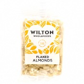Wilton Wholefoods - Flaked Almonds (12x100g)