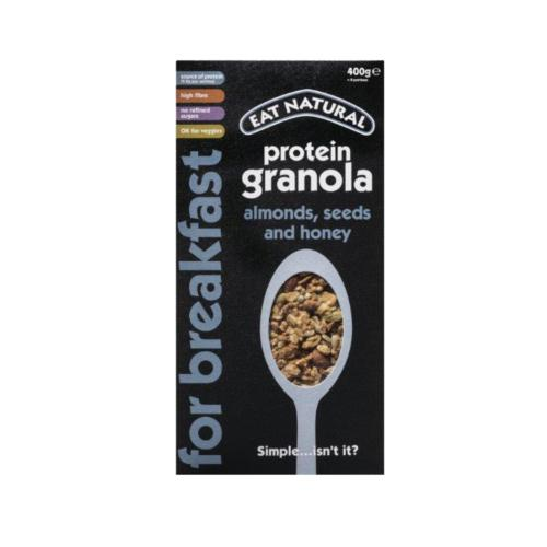 Eat Natural for Breakfast - GRANOLA 'Protein' (5x400g)