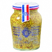 Grey Poupon - Wholegrain Mustard (6x210g)