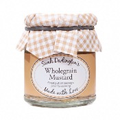 Mrs Darlington - Wholegrain Mustard (6x160g)