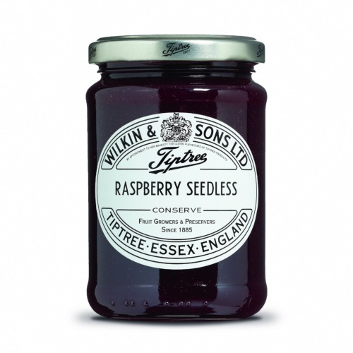 Wilkin & Sons - Seedless Raspberry Conserve (6x340g)