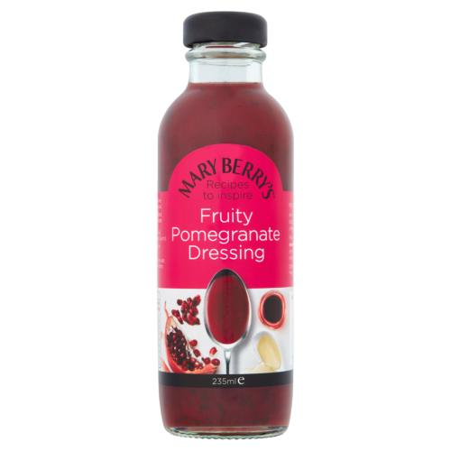 Mary Berry's - Fruity Pomegranate Dressing (6x235ml)